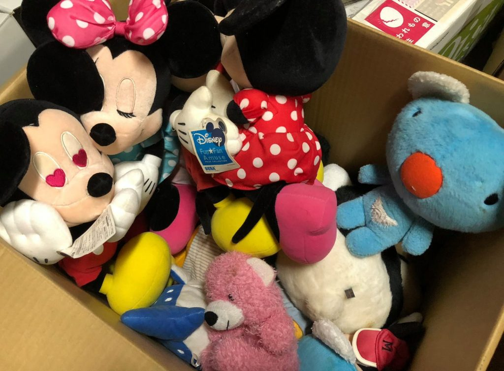 disney stuffed toys