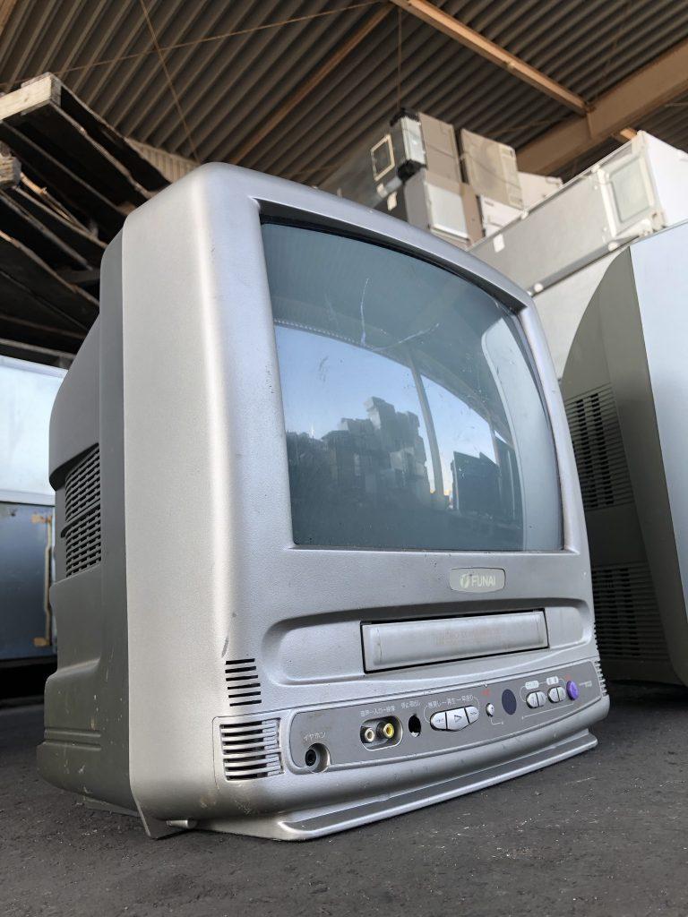 ブラウン管テレビ 無料 処分