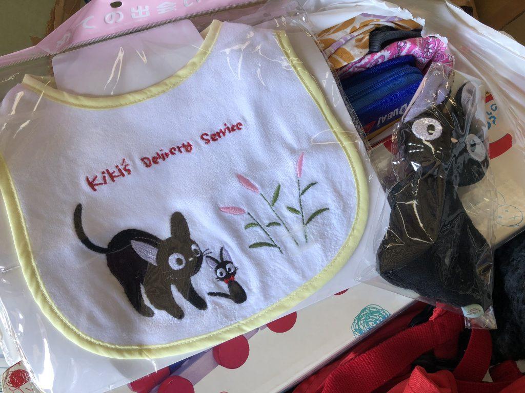 赤ちゃん用品 寄付