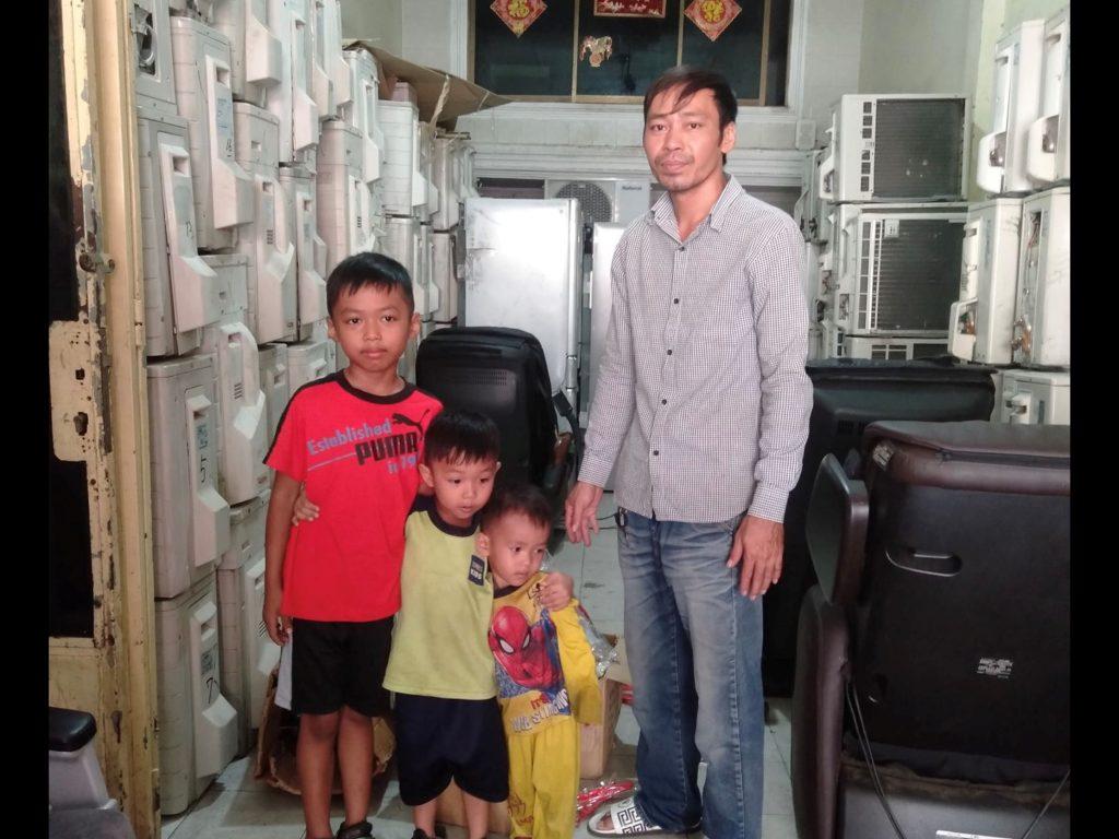 Cambodia 支援
