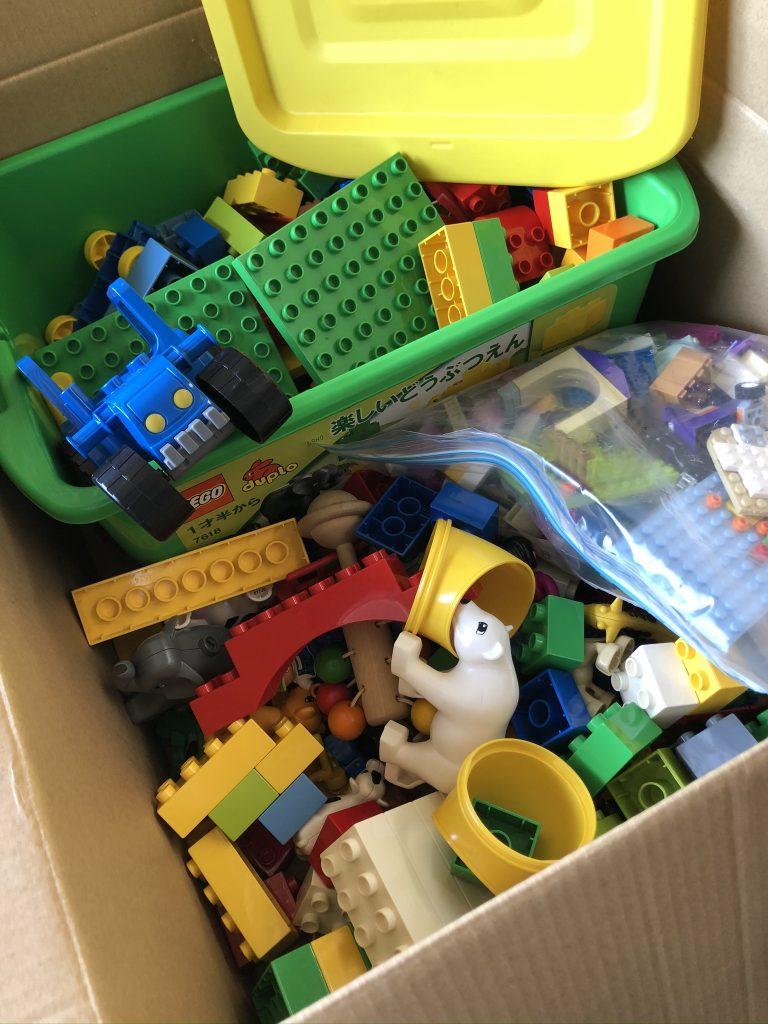 レゴ 寄付
