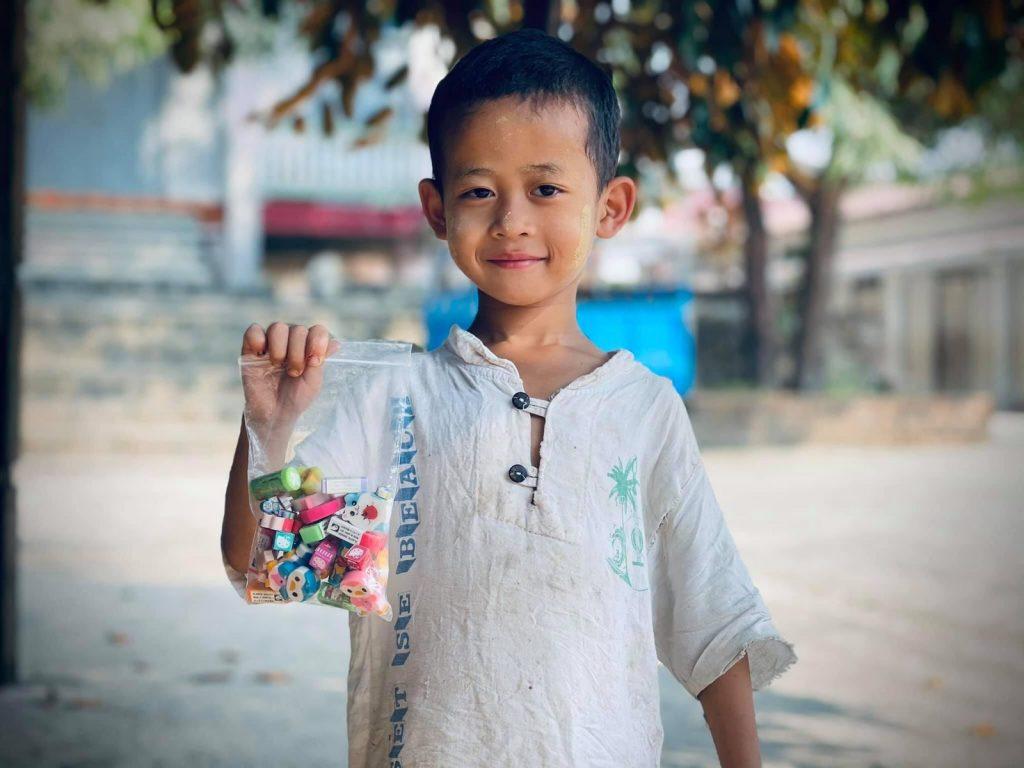 ミャンマー 支援 寄付